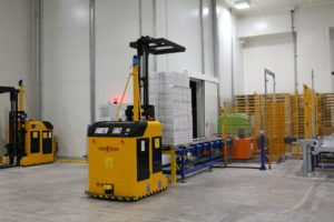 Agv Lgv Systems Automation And Packaging Australia